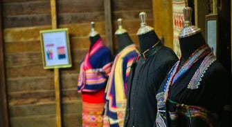 textile in chiang khong