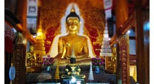 Wat Phra Kaew Chiang Khong วัดพระแก้ว