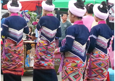 chiang khong walking street foursquare