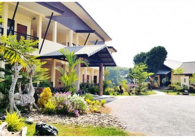 บ้านสุกณารีอร์ท Chiang Khong Hotel