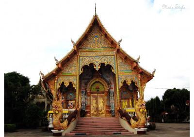 temple in chiang khong