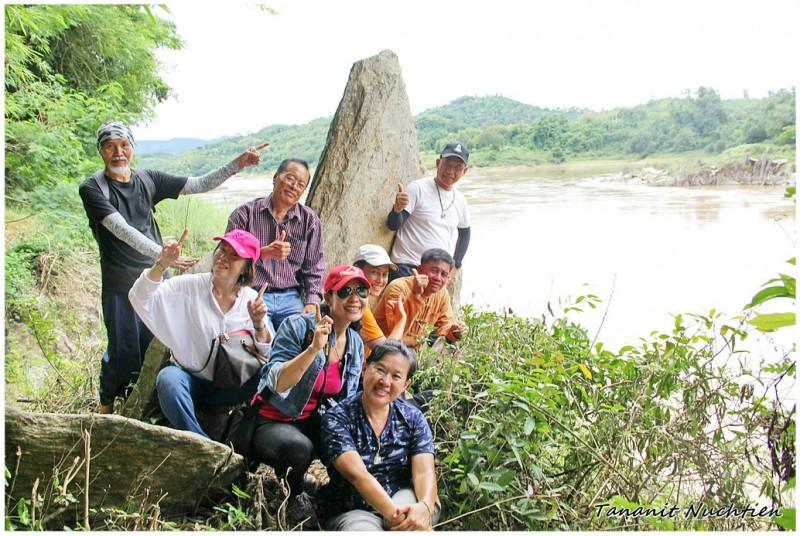 mekong rock wiang kaen