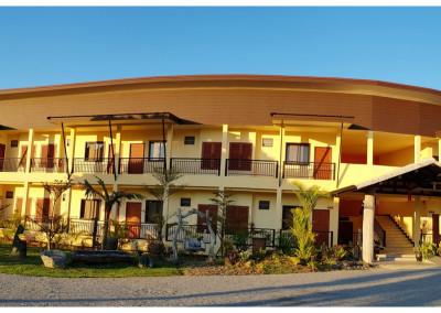 Building of Baan Sakuna Resort