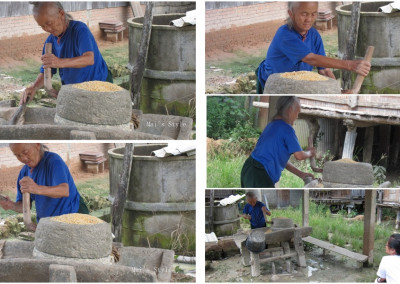 local hill tribe villages chiang khong
