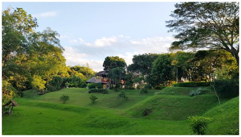 views around baan bakuna resort