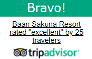 trip advisor baan sakuna resort