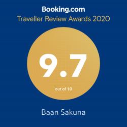 Congratulations – you're a Traveller Review Award winner!